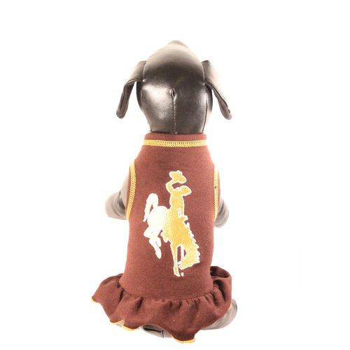 yoming Cowboys Cheerleader Hundekleid, Größe XS ()