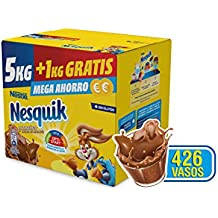 Nestlé Nesquik Cacao Soluble Instantáneo (sin gluten) - Estuche ...