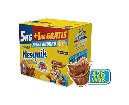Nestlé Nesquik Cacao Soluble Instantáneo - Estuche 2x5+1 kg
