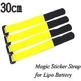 Nylon Klettverschluss Lipo Batterie 2 cm * 30cm Band Fastener Magie Sticker Strap