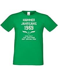 Soreso Design Grillschurze Fur Manner Lustig Hammer Jahrgang 1969
