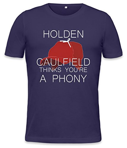 holden-caulfield-thinks-youre-a-phony-mens-t-shirt-xx-large