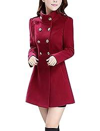 TITAP S-2XL Women Winter Warm Coat Thick Warm Slim Jacket Outerwear Fashion Overcoat