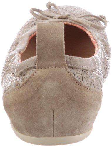 Wyzz Dotty 200594301, Mädchen Ballerinas Beige (Sabbia)