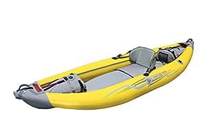 Advanced Elements Unisex Adult StraitEdge Kayak  - Yellow,