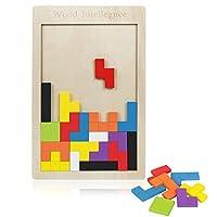 Intimate WM Heart Soma Madera Tetris Juguete Puzzle Rompecabezas Jigsaw Juego Mágico Para Niños de Intimate WM Heart