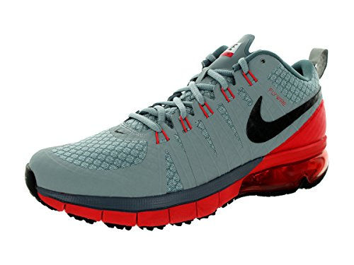 Nike aIR mAX tR180 fitnessschuhe homme-rouge/gris Gris - Gris