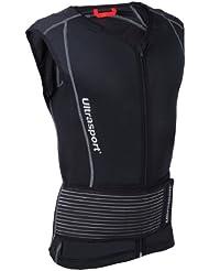 Ultrasport Safeguard 100 - Chaleco protector de espalda , talla L