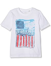 Timberland Boy's Short Sleeves T-Shirt