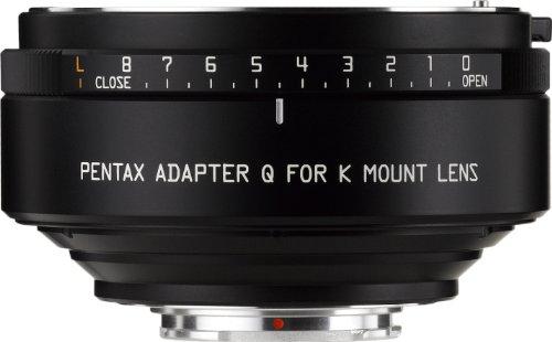 PENTAX K-mount lens adapter Q