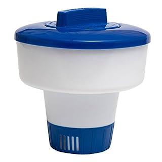 Homekit Floating chemischen Spender für 7,6cm (Gorarastein) Tablets, Whirlpool, Spa und Pool Chlor Floater