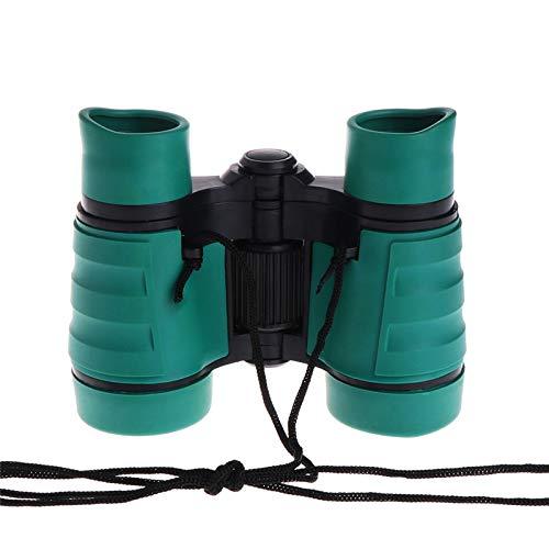 GYFKK Télescope 4x30 Enfants Binoculars Telescope for Kids...