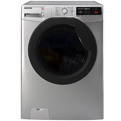 Hoover DXOA58AK3R 1500rpm Washing Machine 8kg Load Class A+++
