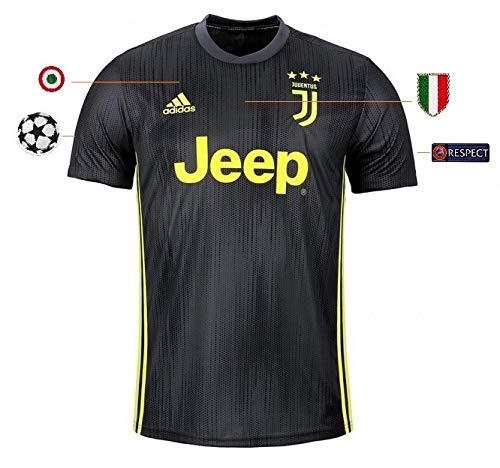 Juventus Turin Trikot Herren 2018-2019 Third UCL (L)