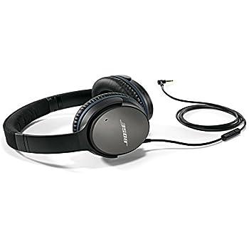 Bose ® QuietComfort 25 Acoustic Noise Cancelling Kopfhörer (geeignet für Apple-Geräte) schwarz