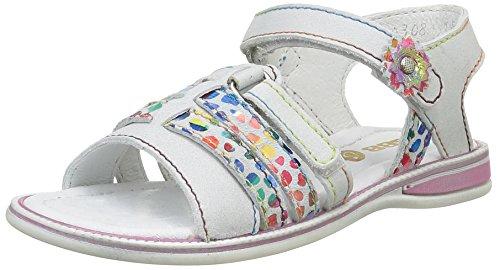 GBBMaryssa - Sandali Bambina , Multicolore (Multicolore (18 Vtc Gris Clair/Mosaic Dpf/Lola)), 29