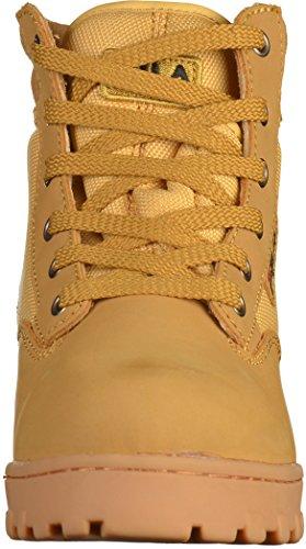 Fila Grunge Mid Wmn, Sneaker Donna chipmunk (4010281.EDU)