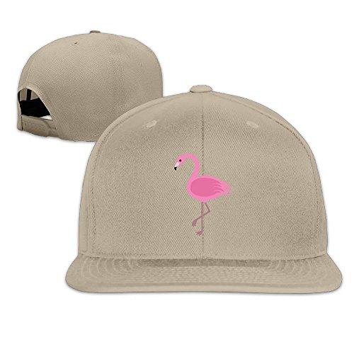 llbare Unisex Rosa Flamingos Bucket Hat Schwarz One Size Gr. Einheitsgröße, natur (Yard Rosa Flamingos)