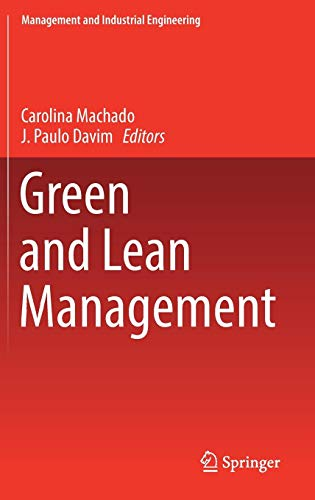 Green and Lean Management (Management and Industrial Engineering) -