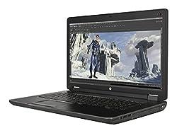 HP ZBook K4K37UT#ABA 17.3-Inch Laptop (Black)