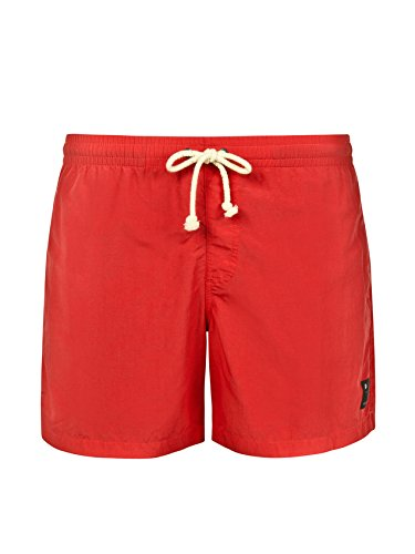 Protest Fast 15 Herren-Badeshorts Red