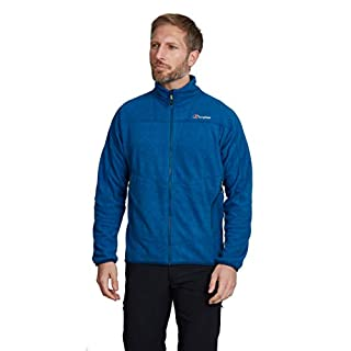 Berghaus Men's Spectrum Micro 2.0 Full Zip Outdoor Warm Fleece Jacket, Blue Dark Snorkel Marl, 2X-Large (B01MSBVT6O) | Amazon price tracker / tracking, Amazon price history charts, Amazon price watches, Amazon price drop alerts