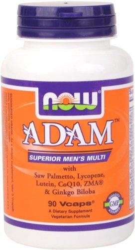 Now Foods Adam Men Multiple Vitamin 90 Vcap