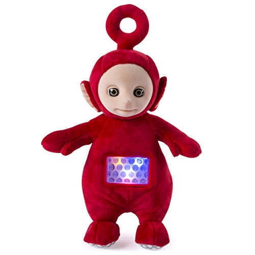 Teletubbies 6037259.0 10 Inch Lullaby Po, red