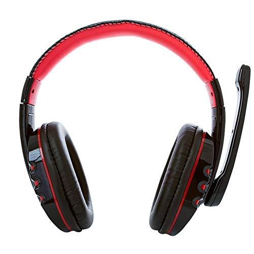 Bluetooth Gaming Headset, Widewing V8 Wireless Gaming Over-Ear Kopfhörer HiFi 3D Surround Sound Kopfhörer mit Mikrofon für PC/Handys/TV