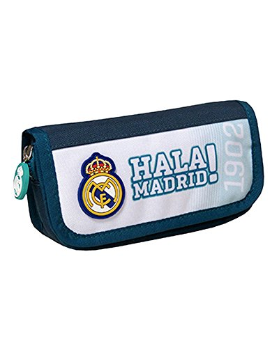 CYP- 0 Portatodo con Solapa Real Madrid, Multicolor, 0 (PT-281-RM)