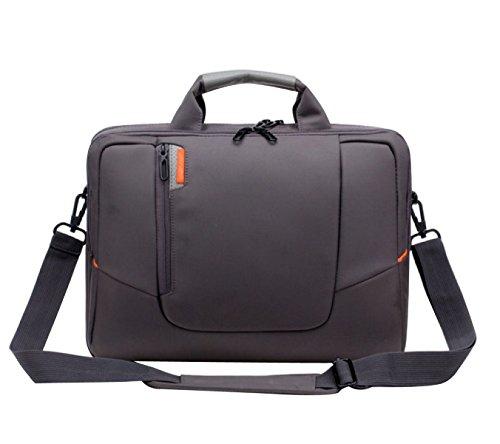 Laptop-Tasche Portable Schulter Business Mode Umhängetasche 14 Zoll 15 6 Zoll 17 3 Zoll Laptop 4 Farben Gray