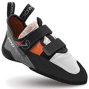 Mad Rock Flash Climbing Shoes orange/White 2020 Kletterschuhe