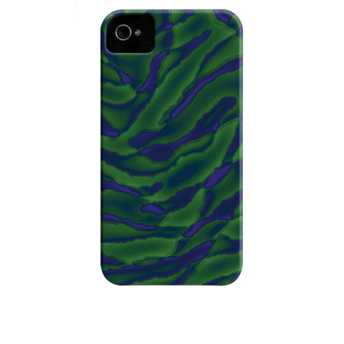 Case-Mate Barely There Designer-Schutzschale für iPhone 4 / 4S Seaweed