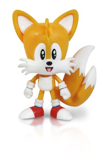 Sonic The Hedgehog - Tails Mini Morphed Figure (Sonic Tails)