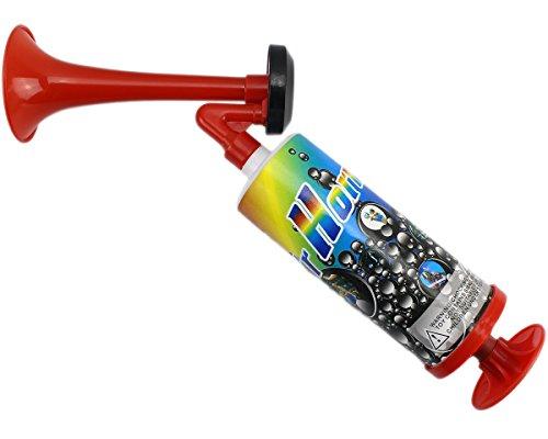 Air Horn - Druckluftfanfare - Party Horn - brauch kein Gas! Max 110dB