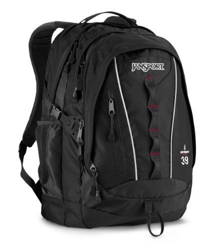 JanSport Odyssey Rucksack, unisex, schwarz (Pack Odyssey Rucksack)