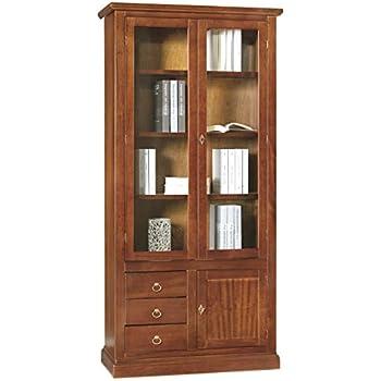 lo scrigno arredamenti libreria classica 4 ripiani 1