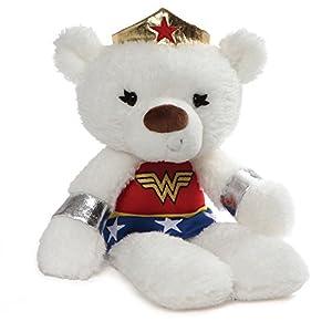 DC Comics Fuzzy Wonder Woman