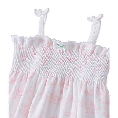 Petit Bateau Combicour - Pijama de una pieza de manga corta para bebé