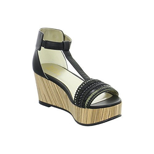 BULLBOXER  144002F2S, Sandales pour femme taille unique Taille unique Schwarz