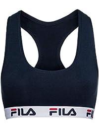 Amazon.fr   Fila - Soutiens-gorge de sport   Sous-vêtements de sport ... a679d1f4ec7