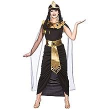 Señorías charming Cleopatra Fancy Dress Disfraz Faraón egipcio
