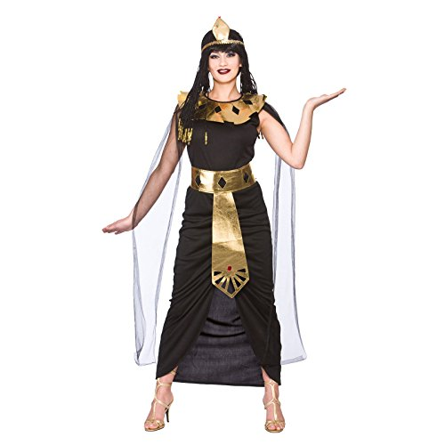 Charming Cleopatra Ladies Fancy Dress Costume Halloween