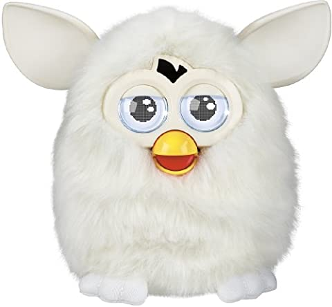 Furby marshmallow white (japan import)