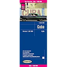Reise Know-How Landkarte Cuba (1:650.000) mit Havanna (1:50.000): world mapping project