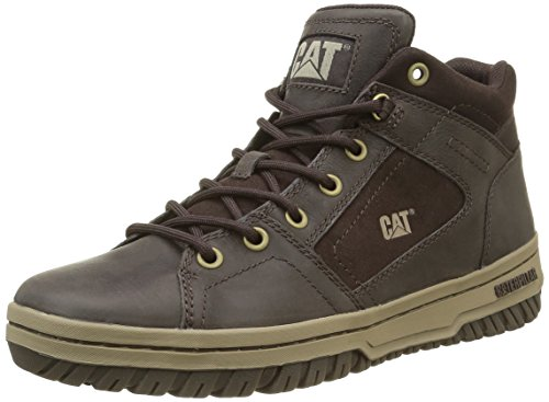 cat-assign-mid-sneakers-hautes-homme-marron-guinness-43-eu