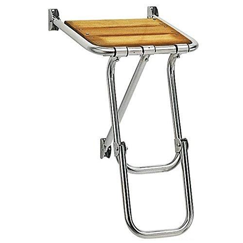 Osculati Mini Badeplattform mit Leiter für Schlauchboote