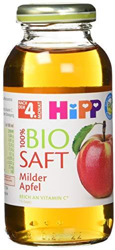 HiPP Milder Apfel Bio, 6er Pack (6 x 200 ml) -