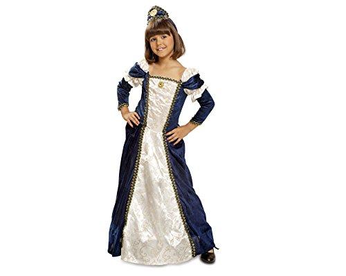My Other Me - Disfraz de dama medieval para niña, 3-4 años (Viving Costumes 201154)