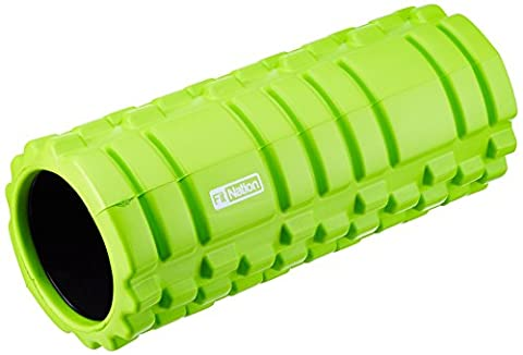 Fit Nation Foam Roller - Green